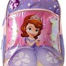 Disney Little Girls' Princess Sofia Light Up Backpack, Purple, One Size