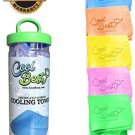 Cooling Towel - Workout / Tennis / Golf / Biking - Best For Any Sport and Cold