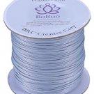 Boruo Brand 1mm Waxed Cotton Cord Beading Cord Waxed String Wax Cording Cord