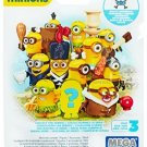 Mega Bloks Minions Blind Pack Series III Buildable Figure (Styles May Vary)
