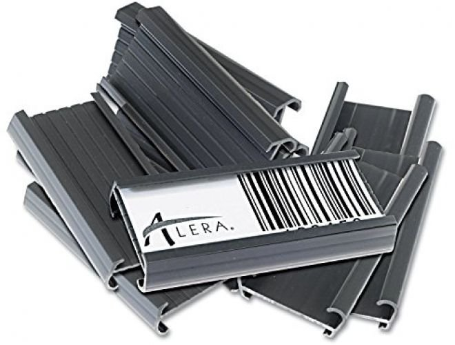 Alera - Alesw59St - Wire Shelving Shelf Tag (10 Pack)