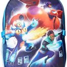 Disney Boys' Big Hero 6 Backpack With Detachable Lunch Kit, Multi, One Size