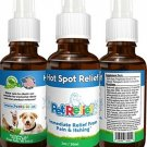 Hot Spots For Dogs, Safe and Natural Hot Spot Treatment For Dogs, Lifetime 30ml