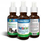 Bladder Strength For Dogs, Urinary Tract Support, Natural Incontinence Relief,