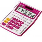 Casio Inc. MS-10VC-RD Standard Function Calculator Sweet Red
