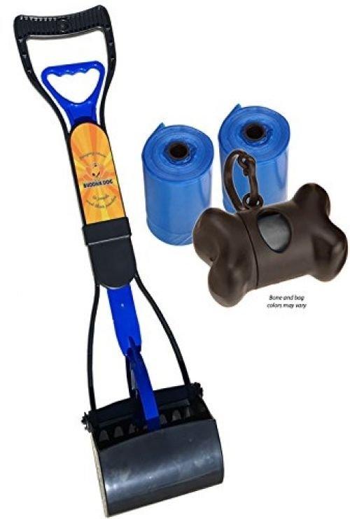 NEW Complete Poo Pack | Pooper Scooper, Poop Bags, And Pet Dog Waste Bag Holder