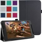 HOTCOOL NVIDIA Shield Tablet Case - Slim New-Leather Folio 2014NC Case For 2014