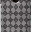 Amzer AMZ92683 Luxe Argyle High Gloss TPU Soft Gel Skin Case For Google/Samsung