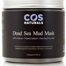 COS Naturals DEAD SEA MUD MASK For Face And Body 100% NATURAL ORGANIC Additive