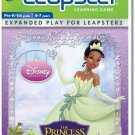 LeapFrog - Leapster Learning Game: Disney The Princess and the Frog, Brand New
