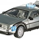 Hot Wheels Elite One Back To The Future Time Machine (1:50 Scale)