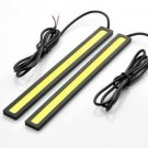 Cutequeen Trading 2 PCS White High Power COB LED 6W 6000K Waterproof Aluminum -