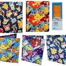 Pokemon Back To School Supplies Notebooks Folders And Pencils Set Pokemon