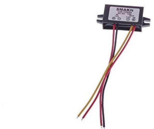 SMAKN® 12V To 3.3V 3A 10W DC/DC Buck Power Converter Voltage Step Dowm Power