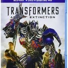 Transformers: Age Of Extinction (Blu-ray + DVD + Digital HD) By Paramount