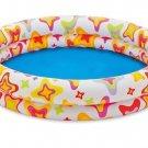 "Intex Inflatable Stars Kiddie 2 Ring Circles Swimming Pool 48"" X 10"" [Assorted"