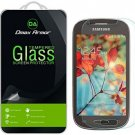 Samsung Galaxy Light Glass Screen Protector, Dmax Armor® [Tempered Glass] 99%