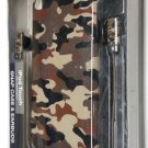 Merkury Innovations Revelution iPod Touch 5th Gen Camo Snap Case & Earbuds