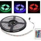 5M 300 SMD 5050 LED 12V Waterproof Superlight LED RGB Strip Lights with Remote C