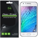 [6-Pack] Dmax Armor- Samsung Galaxy J1 Screen Protector Anti-Glare and (Matte)