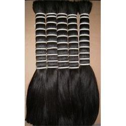 "Straight Bulk/Loose Indian Hair (19""-22"") 4 oz."