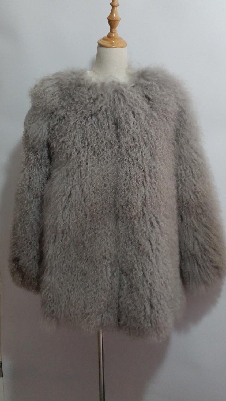 long Mongolian fur coat winter coats womens