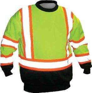Class 3 Crewneck Double Weight Sweatshirt Size Large