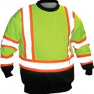 Class 3 Crewneck Double Weight Sweatshirt Size Medium