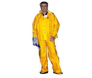 Construction Ahead 3 Piece Rain Suit