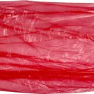 Polyethylene Disposable Sleeves, 18 Inches Long,  Case of 2000, Red