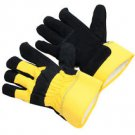 Pile Lined Leather Palm Glove, Sold by the Dozen, Size Large