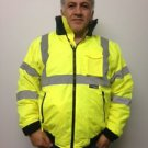 Class 3 Hi Vis 8 in 1 Waterproof Bomber