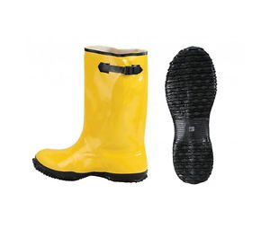 Rubber Slush Boot, 17 Inch