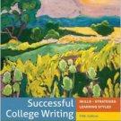 Successful College Writing: Skills - Strategies