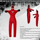 All Red Wrestling Judo Martial Art Grappling Dummy