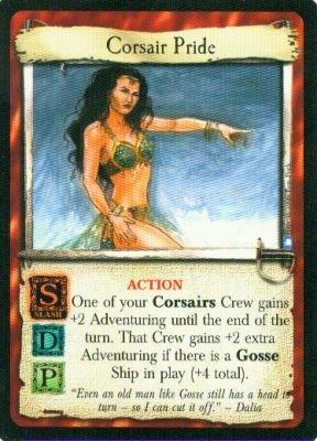 Corsair Pride - Rare - Strange Vistas