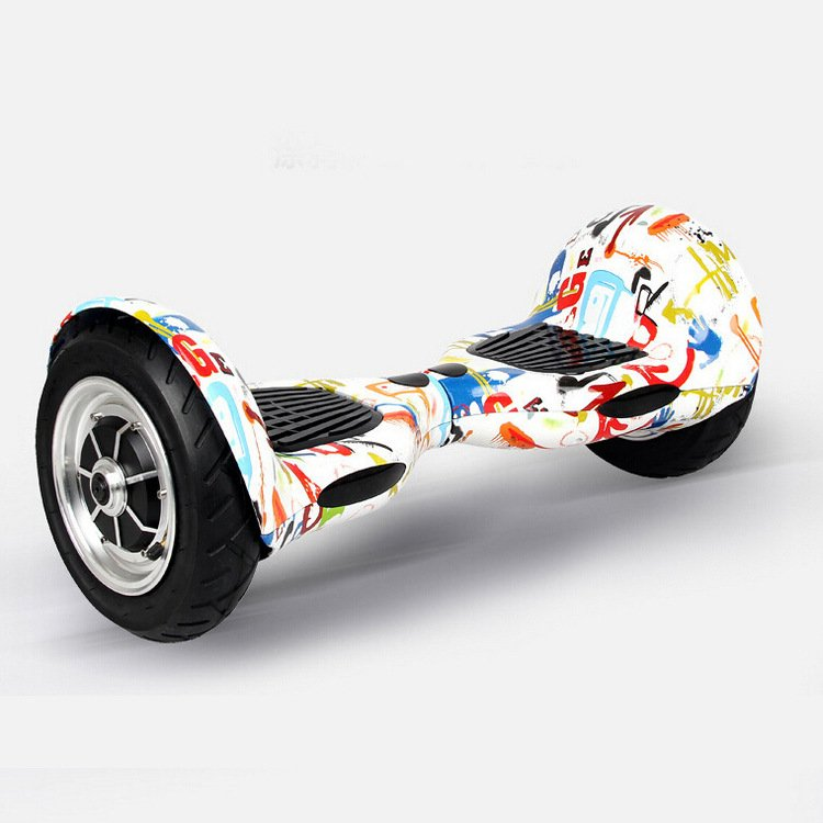 10 Inch Hoverboard Self Balancing Scooter Oxboard Graffiti
