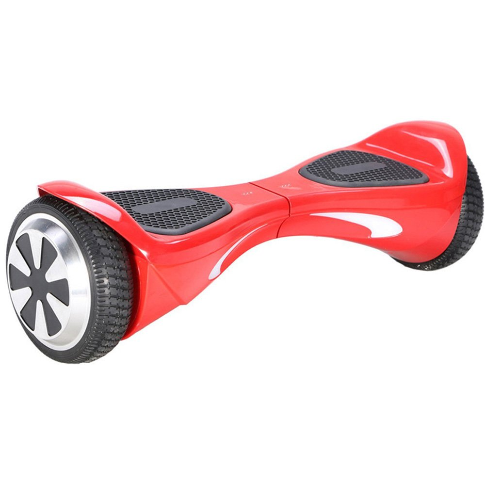 6.5 Inch Bluetooth HX Hoverboard Self Balancing Scooter Red