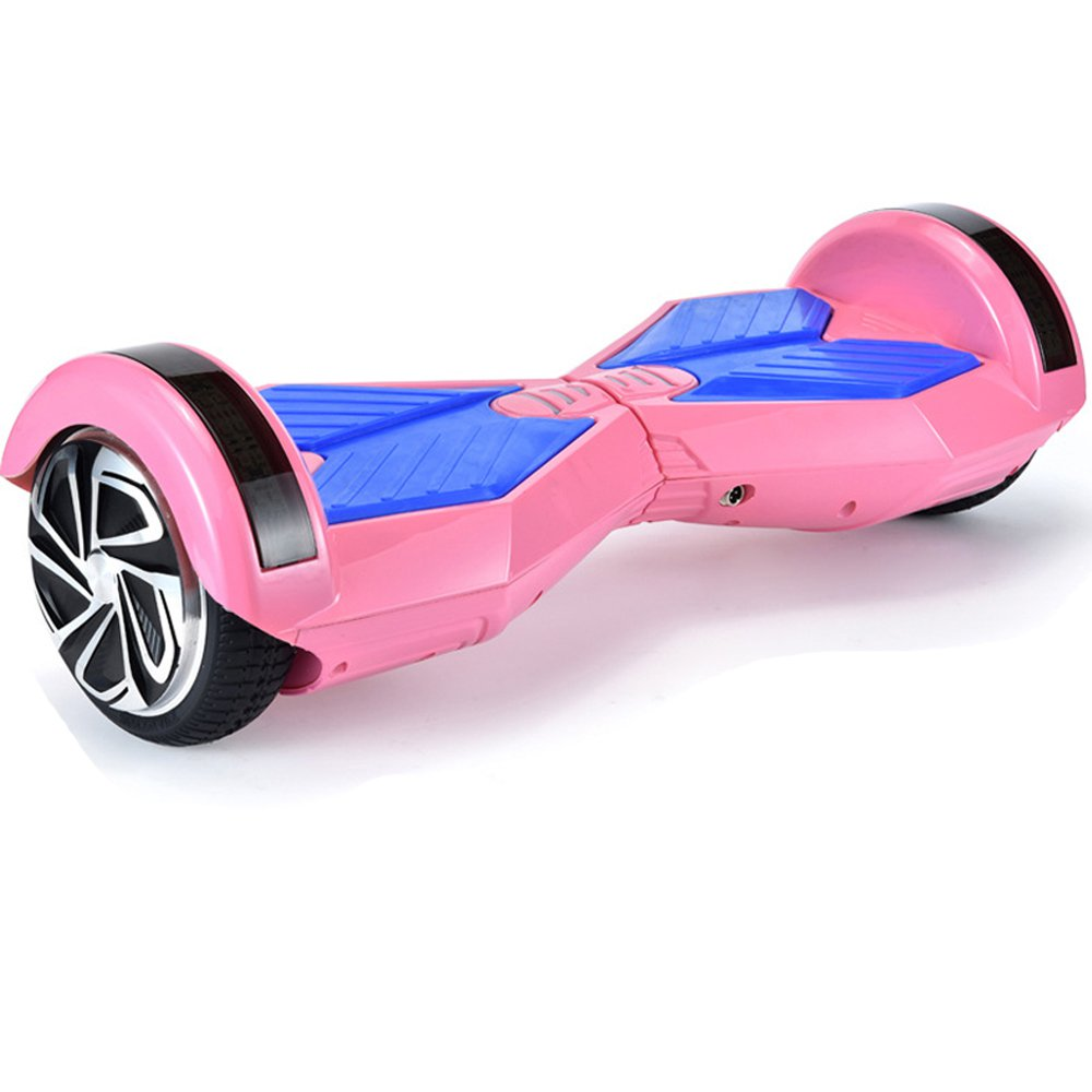 8 Inch Bluetooth Hoverboard Self Balancing Scooter Oxboard Pink