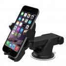 Car Phone Holder Suction Windshield Mount Stand 360 Adjustable Phone Holder
