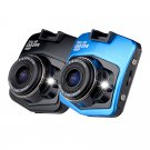 2.4 inch FHD 1080P Car DVR Camera Video Recorder with 16GB Micro SD Card Blue