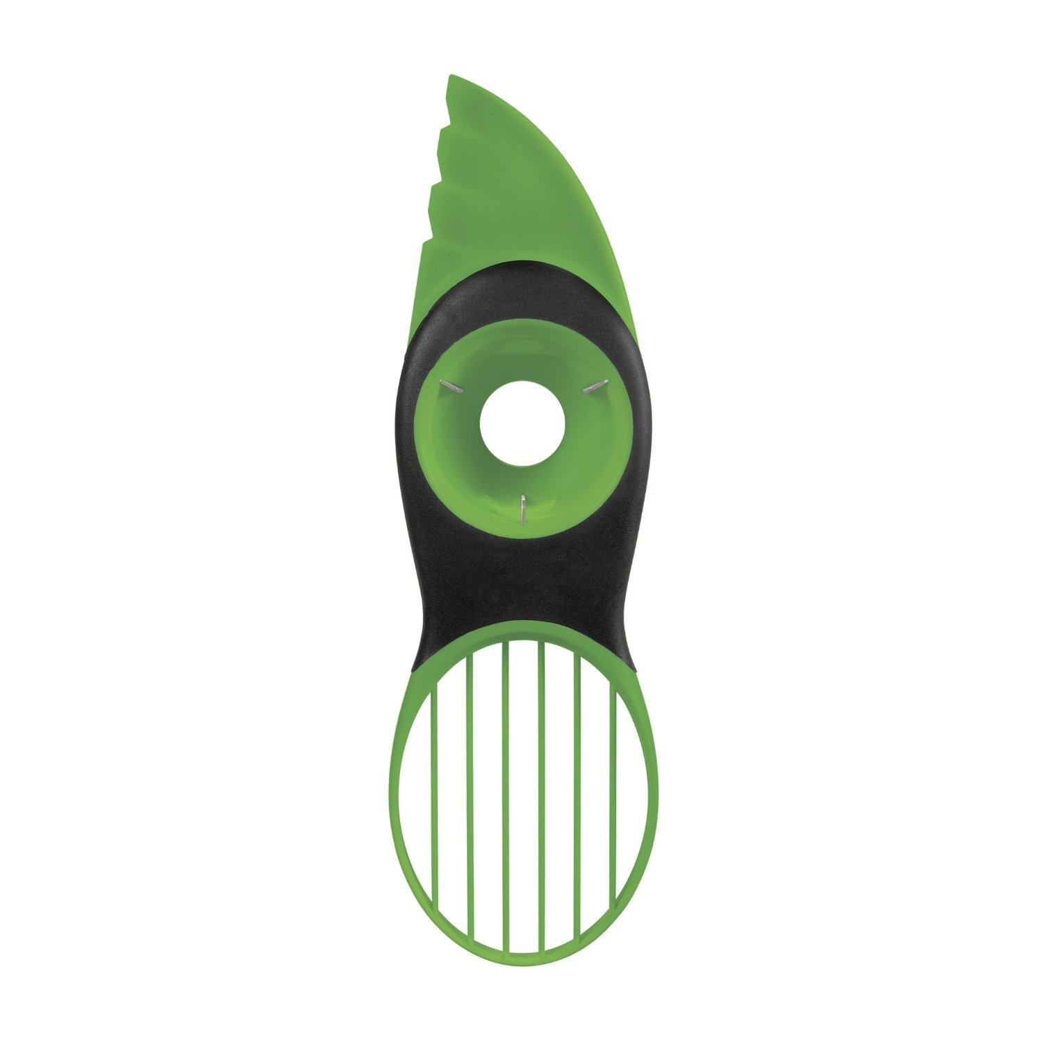 3-in-1 Avocado Slicer Plastic Fruit Pitter Cooking Tools