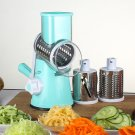 Kitchen Manual Vegetable Shredder Slicer Cutter Grater Safe Food Pusher