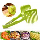 Tomato Slicer Fruits Cutter Stand Tomato Lemon Cutter