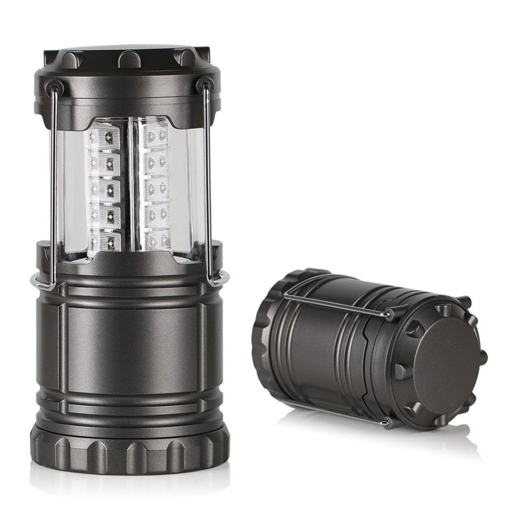 Portable Outdoor LED Camping Lantern without Battery