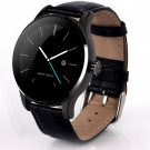 K88H Smart Bluetooth Watch Heart Rate Monitor Smartwatch Siri Function Gesture Control black