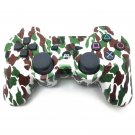 Bluetooth Wireless Controller for PS3 Double Shock Camouflage