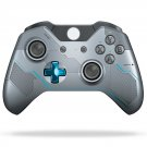 Wireless Controller for Microsoft Xbox One S Halo 5 Blue