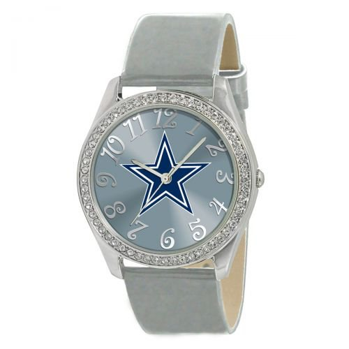 Dallas Cowboys Ladies Glitz Watch