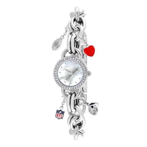 Atlanta Falcons Ladies Charm Watch